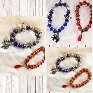 Jewelry - Bundle of 2 elegant Crystal bracelets✨